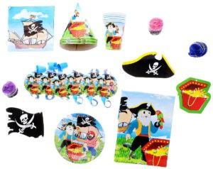 предметы для пиратского праздника