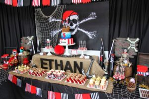 праздник в пиратском стиле