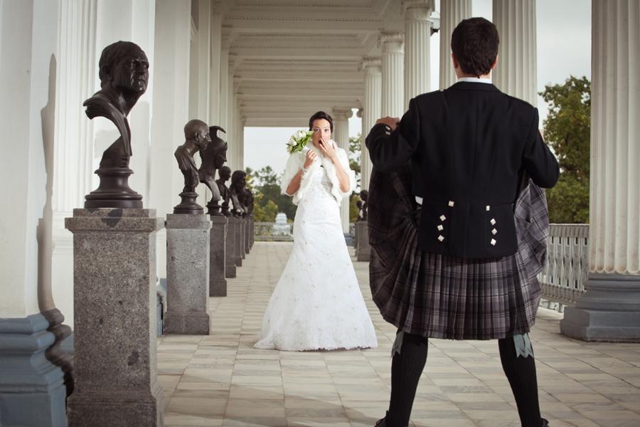 самые необычные креативные свадебные фотографии восточных